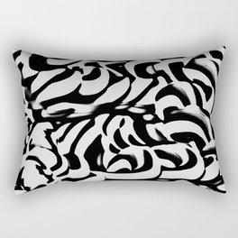 Rad and BAD Rectangular Pillow