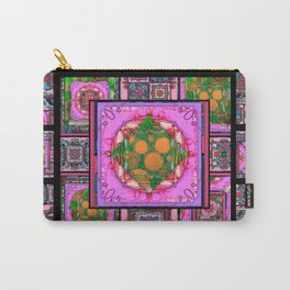 complicated Carry-All Pouch