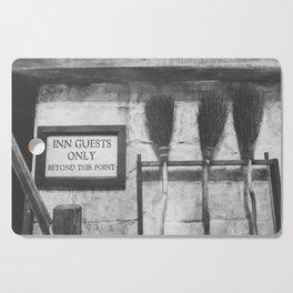 INN Guest Only Cutting Board