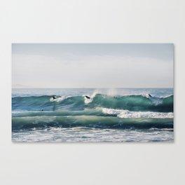 So Cal Surf Canvas Print