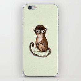 Squirrel Monkey iPhone Skin