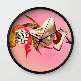 Dissociate Wall Clock