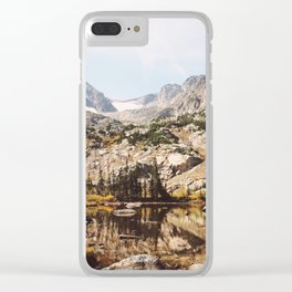 Lake Helene Clear iPhone Case