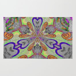 Magical Mystery Tapestry Print Rug