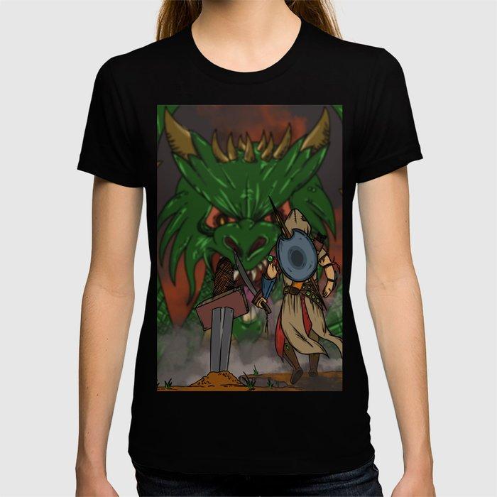 Ancelin vs Drecus T-shirt