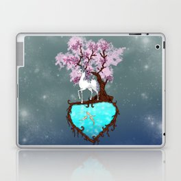 Lonely Unicorn Laptop & iPad Skin