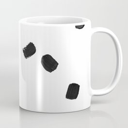 Dashing Strokes Coffee Mug