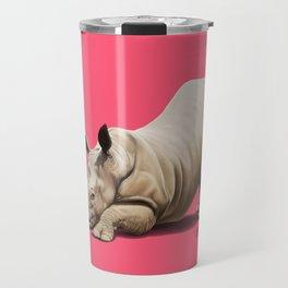 Horny (Colour) Travel Mug
