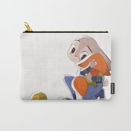 Nick & Judy Carry-All Pouch