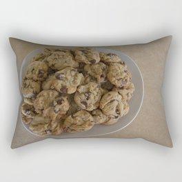 Betty's Chocolate Chip Cookies Rectangular Pillow