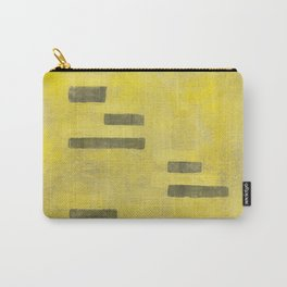 Stasis Gray & Gold 3 Carry-All Pouch