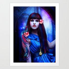 Vision of a Fantasy Art Print