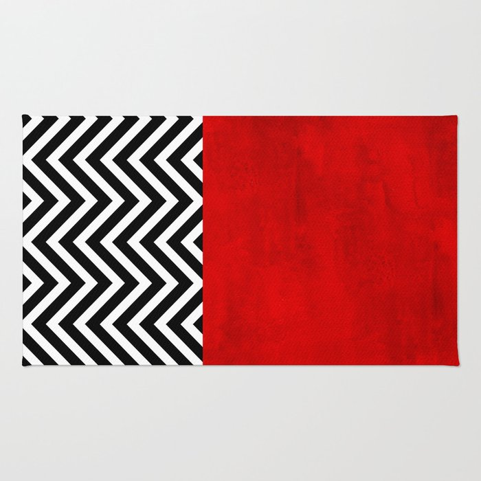 Fire Walk With Me Rug