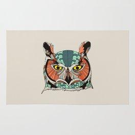 OWLBERT Rug