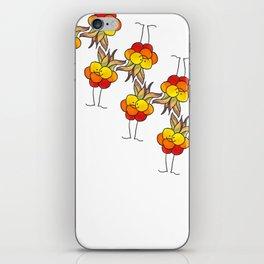Cloudberry iPhone Skin
