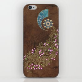Cercis siliquastrum iPhone Skin