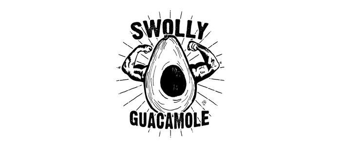 Swolly Guacamole Coffee Mug
