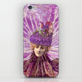 Forest Fairy Princess iPhone Skin