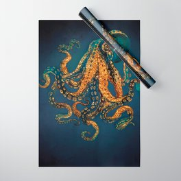 Underwater Dream IV Wrapping Paper
