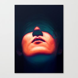 Glass Eyes Canvas Print