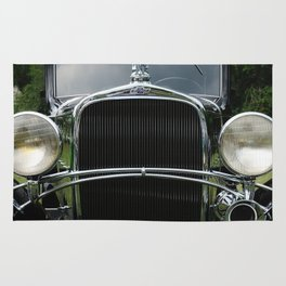 Chevrolet classic Rug