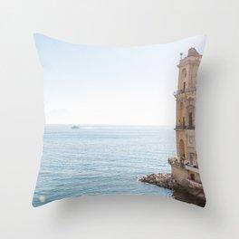 Donn'Anna Palace Throw Pillow