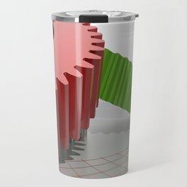 Precision mechanics Travel Mug