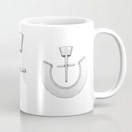 """Nazarene """"ن"""" Coffee Mug"""