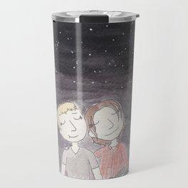 Stucky - stargazing Travel Mug