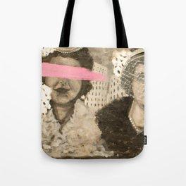 Vintage Ladies Tote Bag