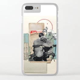 The High Clear iPhone Case