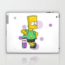 Lean with el Barto Laptop & iPad Skin