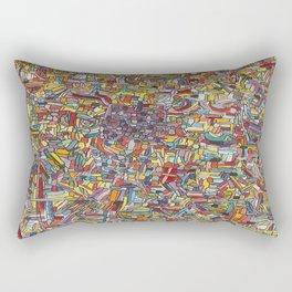 Bagdad B.t.p. Rectangular Pillow