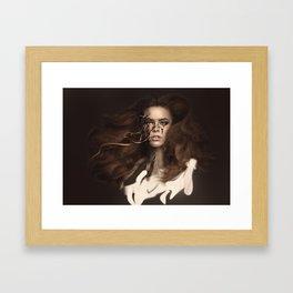 MARA 02 Framed Art Print