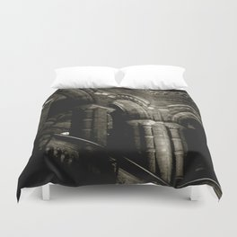 """""""Corners Of My Mind"""" Duvet Cover"""