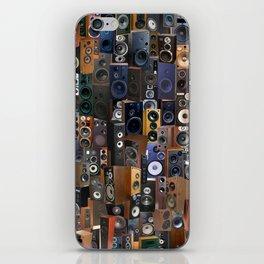 WOOFERS AND TWEETERS! iPhone Skin