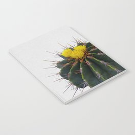 Cactus Flower Notebook