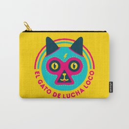 LUCHADORABLE Carry-All Pouch