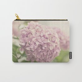 Hortensias Carry-All Pouch