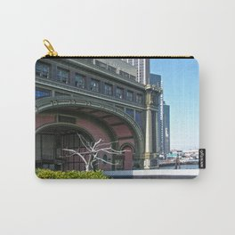 Lower Manhattan, Battery Ferry Terminal Carry-All Pouch