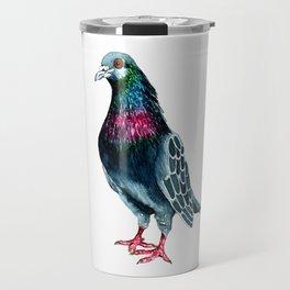 Seymour the pigeon Travel Mug