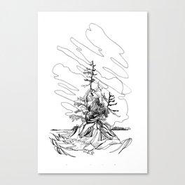 Tofino, BC Canvas Print