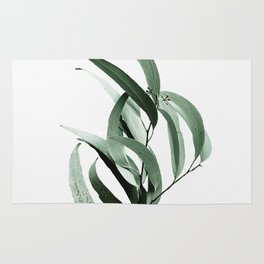 Eucalyptus - Australian gum tree Rug