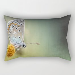 Composition in other colors....  Rectangular Pillow