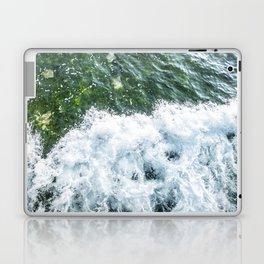 sea waves Laptop & iPad Skin