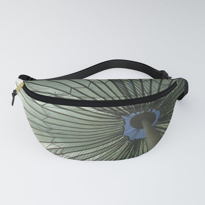 Buddha parachute Fanny Pack
