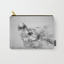 smokey long tail Carry-All Pouch