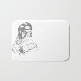Mrs. Aguilera Bath Mat