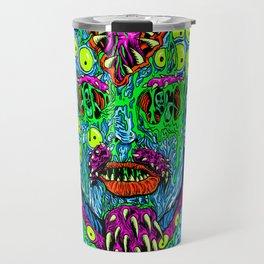 Punk Monster Travel Mug