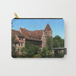 At The Pregnitz - Nuremberg Carry-All Pouch